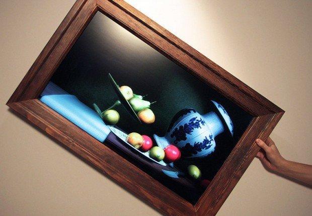 I quadri interattivi di Scott Garner