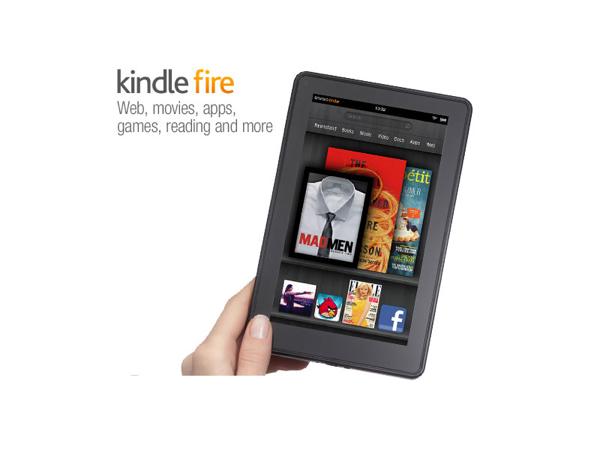 Kindle Fire infiamma il mercato dei tablet