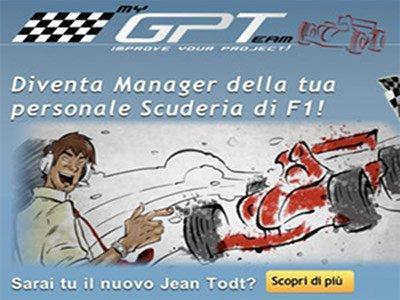 MyGpTeam, il browser game sulla Formula1