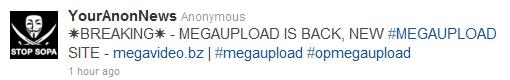 Megavideo e Megaupload chiusi: il Web in rivolta