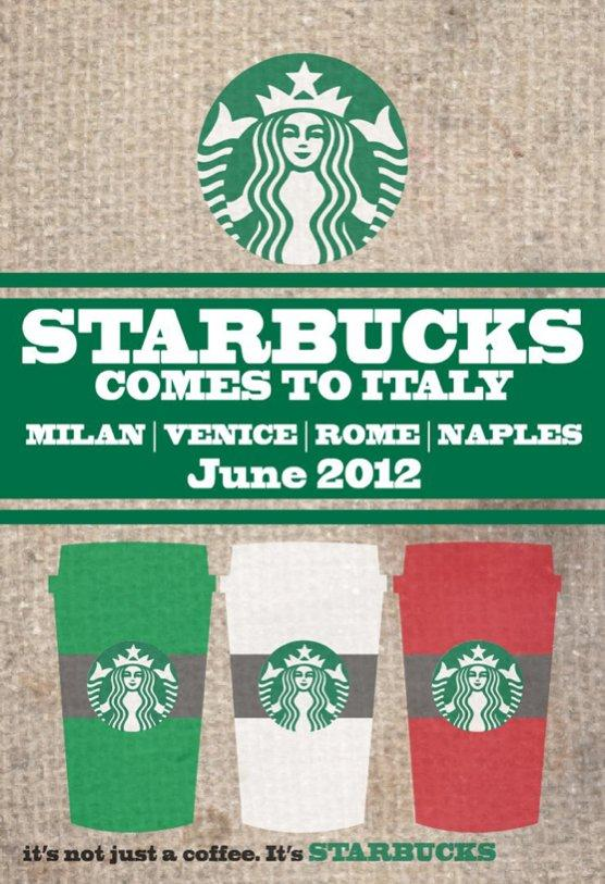 Starbucks arriva in Italia, ma è solo un fake [VIDEO]