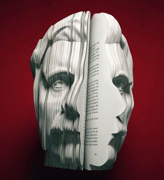 Libri in 3D: faccia a faccia con l'autore!