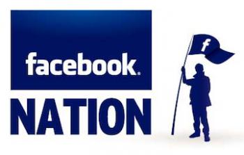 Il 2025 sarà l'anno di una Facebook Nation? Ecco il social network di Zuckerberg visto tra più di un decennio [INFOGRAFICA]