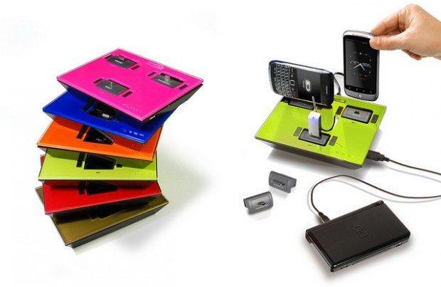 IDAPT i4: la stazione di ricarica unica per i vostri device
