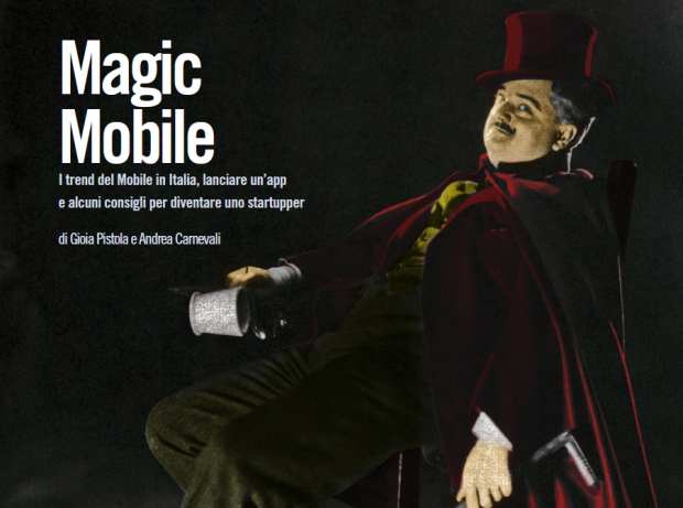 Magic Mobile - eBook