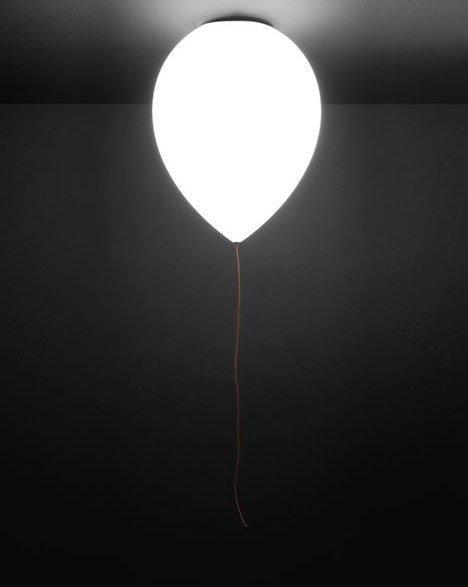 Lampada a forma di palloncino: ecco Balloon!