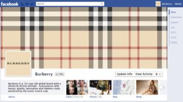 Facebook Timeline per le Brand Page in arrivo alla fine del mese?