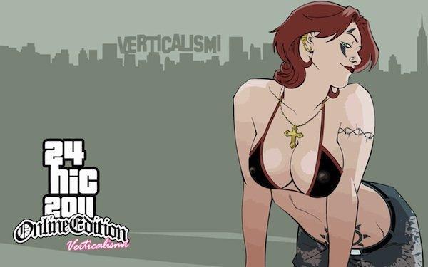 Verticalismi, il contest: il fumetto incontra la techno