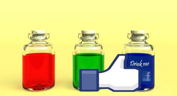 Facebook, l'elisir del buonumore 2.0 [RICERCA]