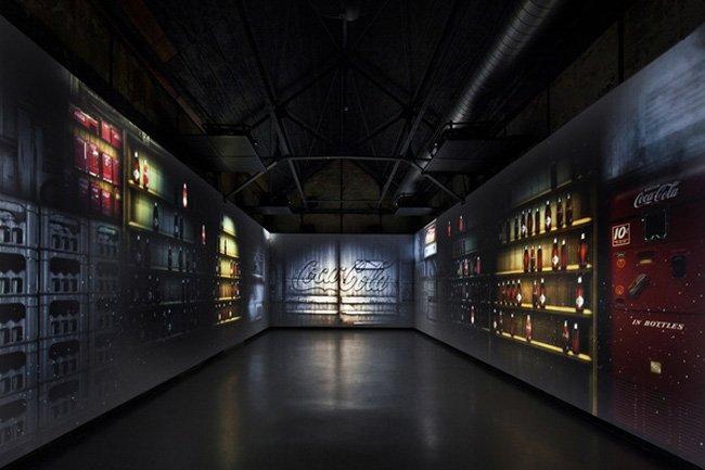 Future Room: proiezioni 3D firmate Coca-Cola