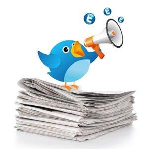 Twitter ha assorbito i giornali, il giornalismo… e i giornalisti?