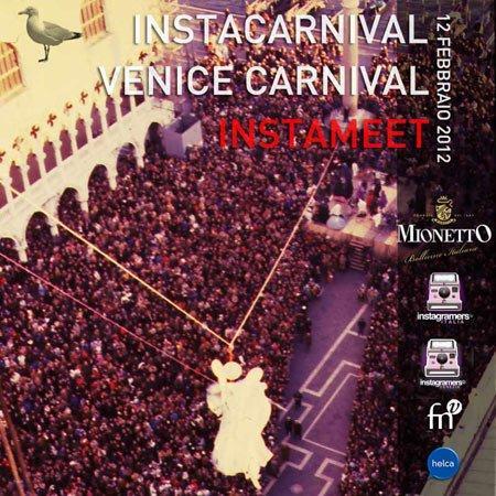 Instagram e Carnevale: instaCarnival!