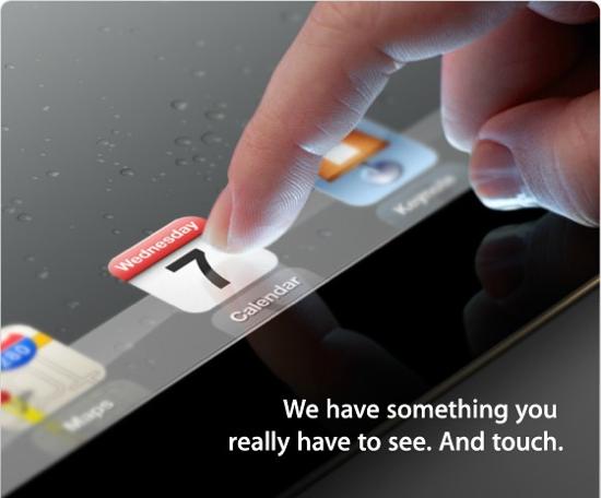 iPad 3 debutta il 7 marzo: al MWC 2012 la notizia ruba la scena a Google! [BREAKING NEWS]
