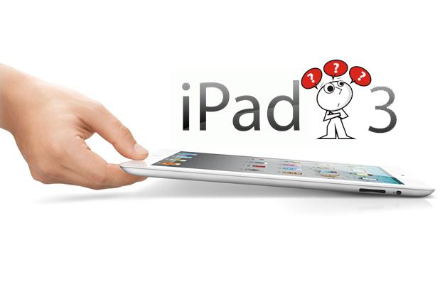 L'iPad 3 e i rumors: notizie fresche o riciclate?