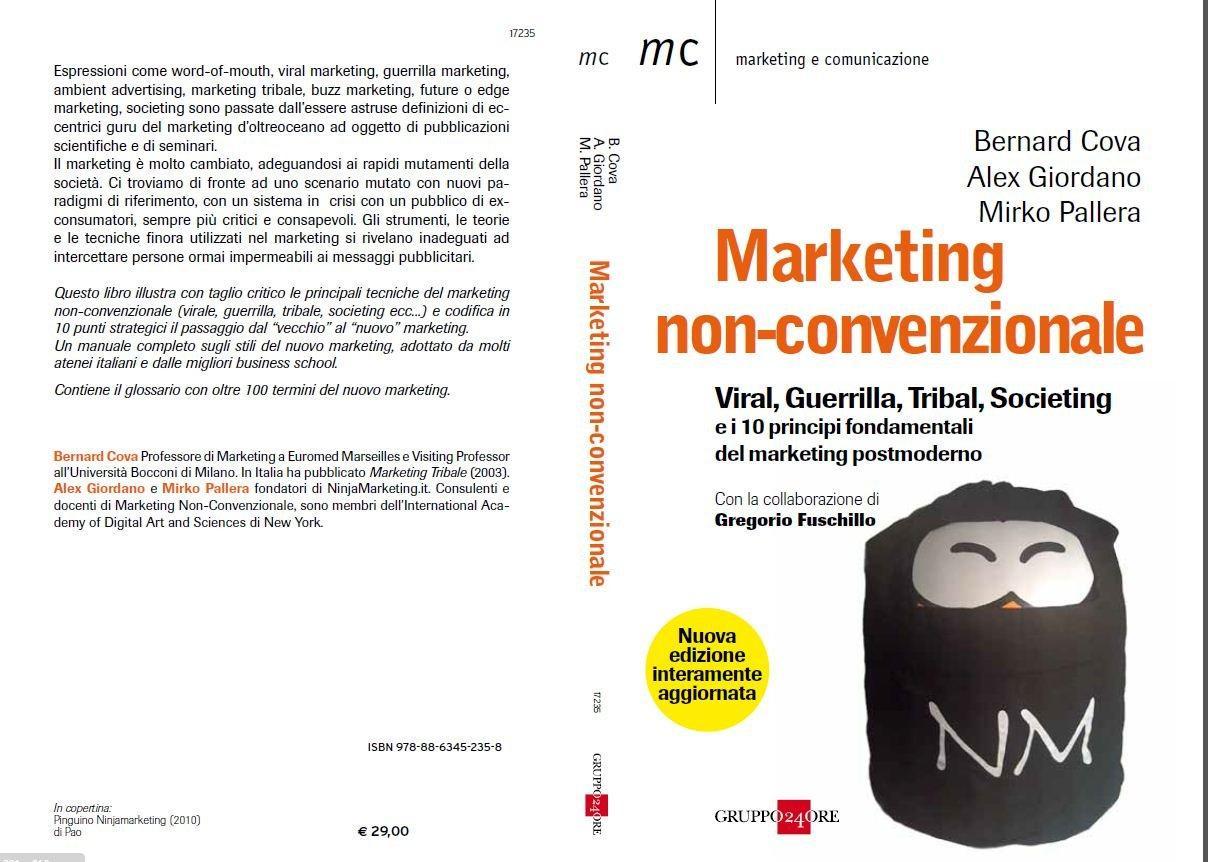 Marketing non-convenzionale: è uscita la versione aggiornata, lo sapevi? [RECENSIONE]