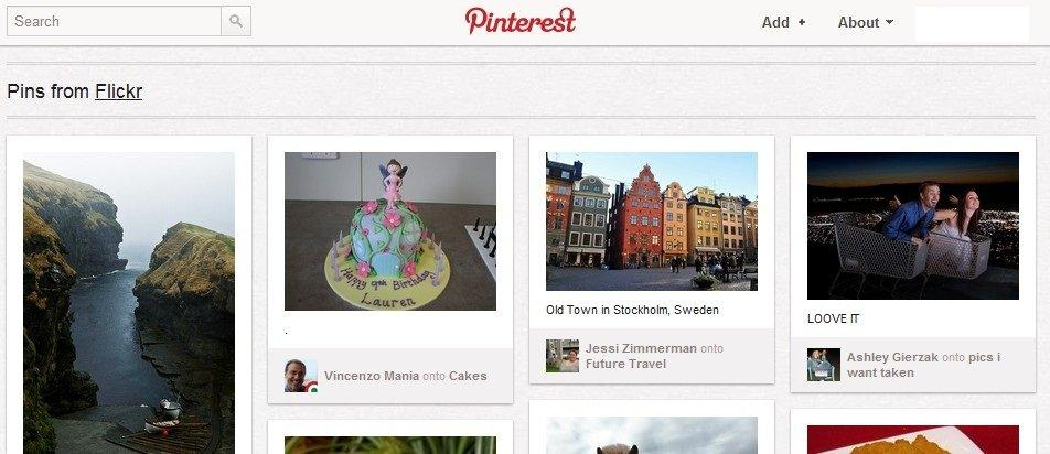 Pinterest segnerà la fine di Flickr?