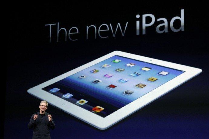 """7 motivi per cui il nuovo iPad si chiama """"Il Nuovo iPad"""""""