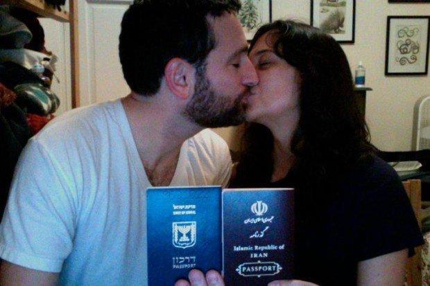 Internet per la pace: Israel loves Iran!