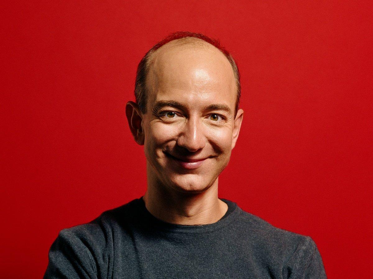 Jeff Bezos, l'uomo dietro il successo di Amazon
