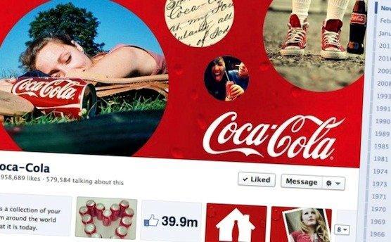 Facebook timeline mania! 10 primi esempi delle nuove brand page