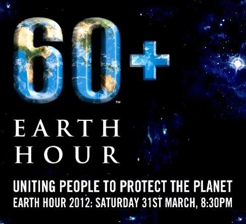 Earth Hour: spegnere le luci per accendere le idee