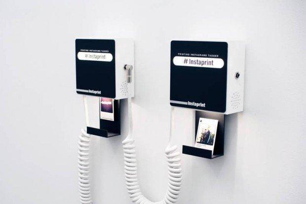 Instaprint, ovvero come unire Instagram e Polaroid
