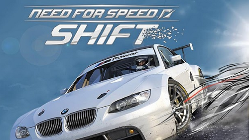"I migliori giochi per Android tablet: Need for Speed ""Shift"" HD"