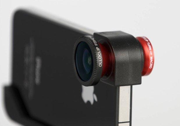 Olloclip, una lente tuttofare per iPhone 4 e 4S