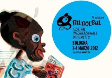 BILBOLBUL 2012, Festival Internazionale di fumetto a Bologna [NINJA REPORT]