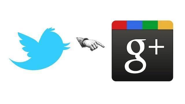 Come postare direttamente i tuoi tweet su Google+