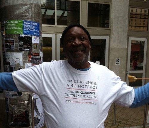 Homeless Hotspots: la polemica sui senzatetto che diffondono il 4G al SXSW