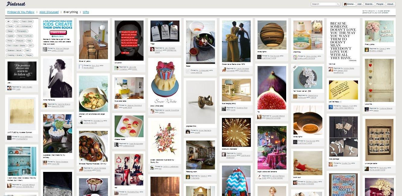 Come pianificare un evento grazie a Pinterest [HOW TO]