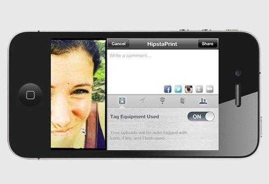 Hipstamatic aggiorna l'app per la condivisione con Instagram [BREAKING NEWS]