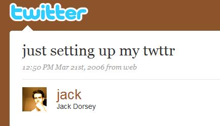 Twitter compie 6 anni: 100 di questi tweet!