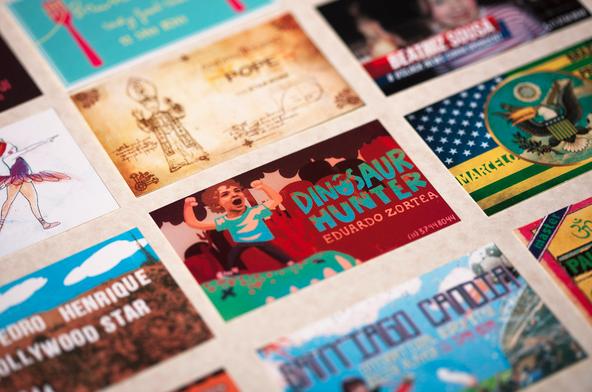 Kids Business Cards, Ogilvy realizza veri biglietti da visita per bambini