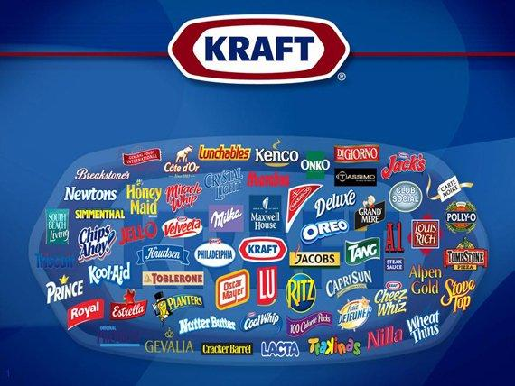 Kraft cambia nome e diventa Mondelez International