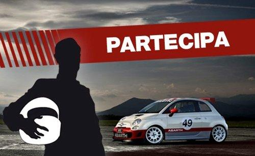 Make it your Race, il talent show di Abarth