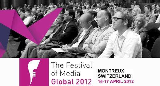The Festival of Media Global 2012: a Montreux il meglio della comunicazione [EVENTO]