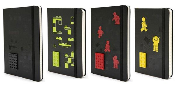 Moleskine limited edition: LEGO