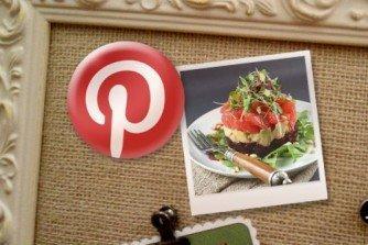 Pinterest, 8 strategie per i brand alimentari