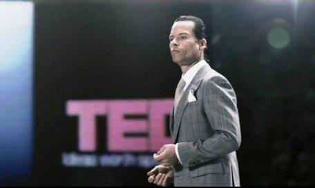 Prometheus: il trailer non convenzionale live dal TED 2023
