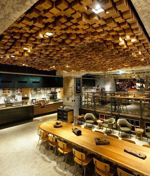 Starbucks e il concept store The Bank ad Amsterdam: sperimentazione e glocalizzazione