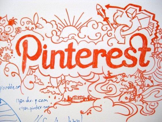 Tour all'interno degli uffici di Pinterest, a Palo Alto
