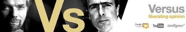 Versus: il dibattito politico e sociale è su Google+
