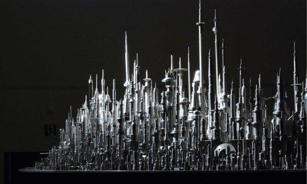 Come trasformare la tecnologia usata in opere d'arte