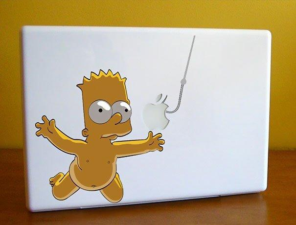 MacBook Stickers: 10 adesivi per un look creativo