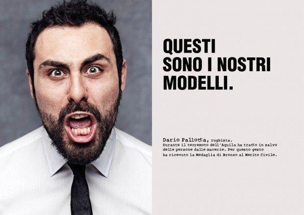 """Piazza Italia, i modelli """"normali"""" per valorizzare l'onestà italiana [INTERVISTA]"""