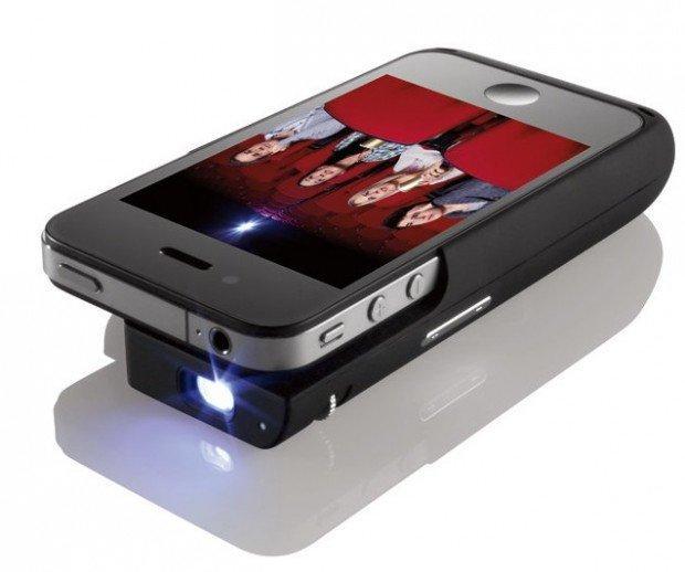 Pocket Projector: il proiettore per iPhone 4