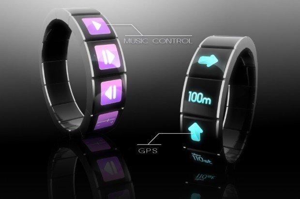 Watch the future, l'orologio touchscreen del futuro