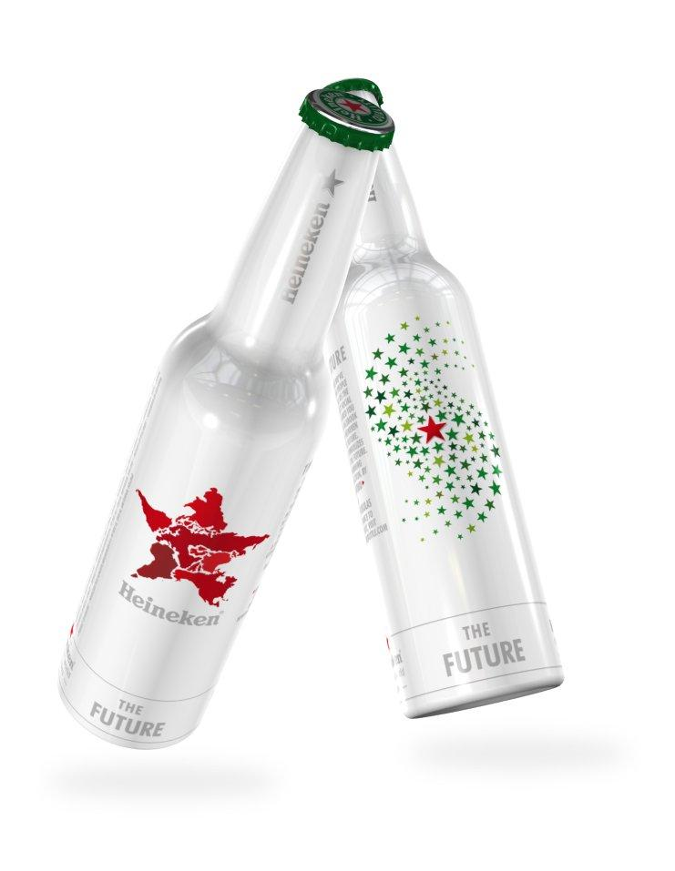 Heineken: ecco i vincitori del Bottle of the Future Design Challenge